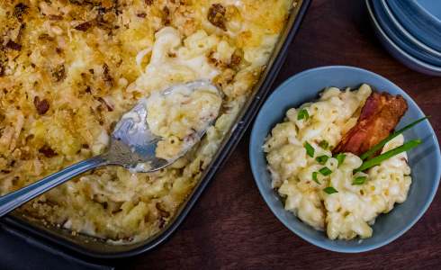 Recipe Blog - Feature - 8 Cheese Mac & Cheese