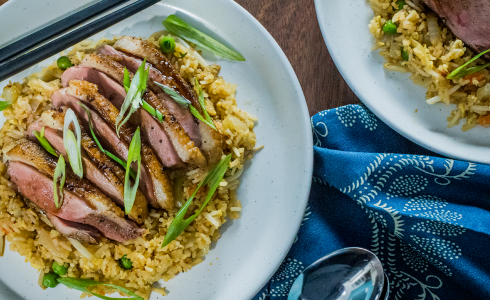 Recipe Blog - Feature - Duck Fried Rice