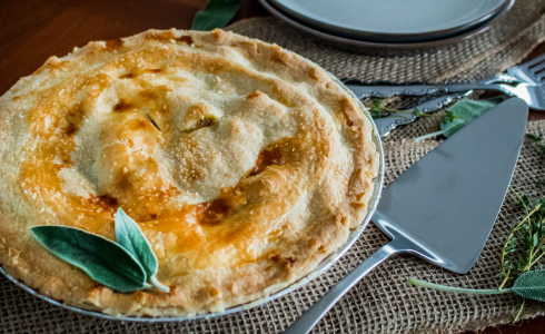 Recipe Blog - Feature - Chicken Pot Pie