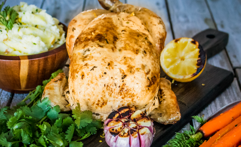 Recipe Blog - Feature - Lemon Thyme Chicken