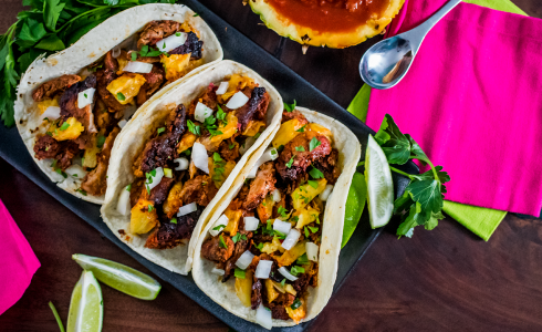 Recipe Blog - Feature - Tacos Al Pastor