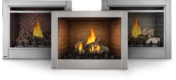 Shop Outdoor Propane Gas Fireplaces By Napoleon